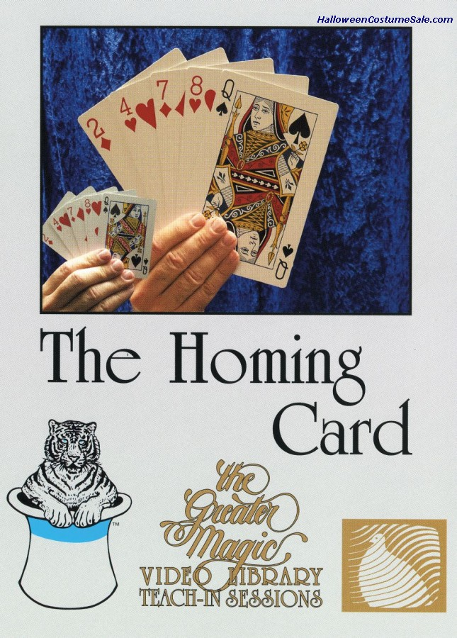 Dvd The Homing Card