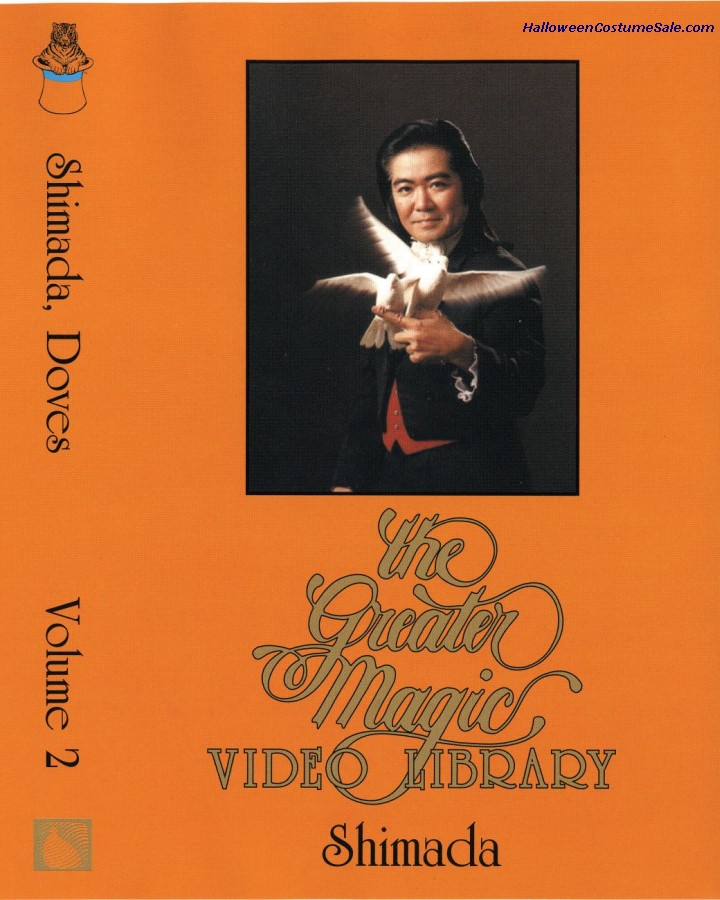 Dvd The Magic Of Shimada, Doves