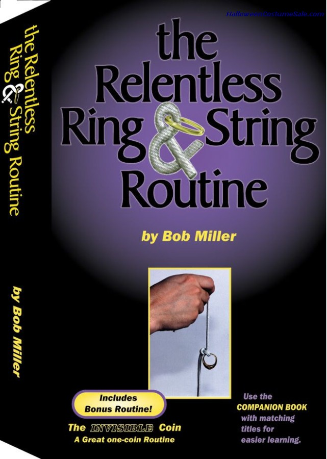 RELENTLESS RING & STRING
