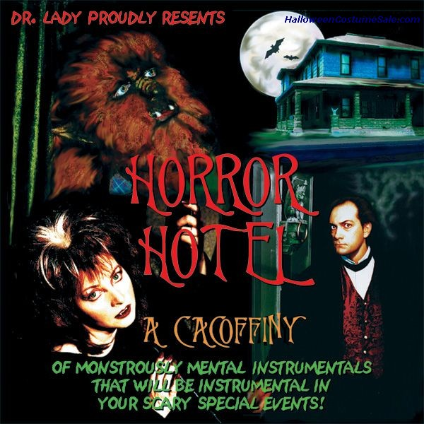 DR.LADYS HORROR HOTEL CD