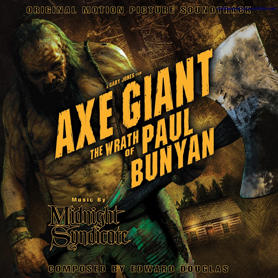 AXE GIANT ORIGINAL MOTION SOUNDTRACK