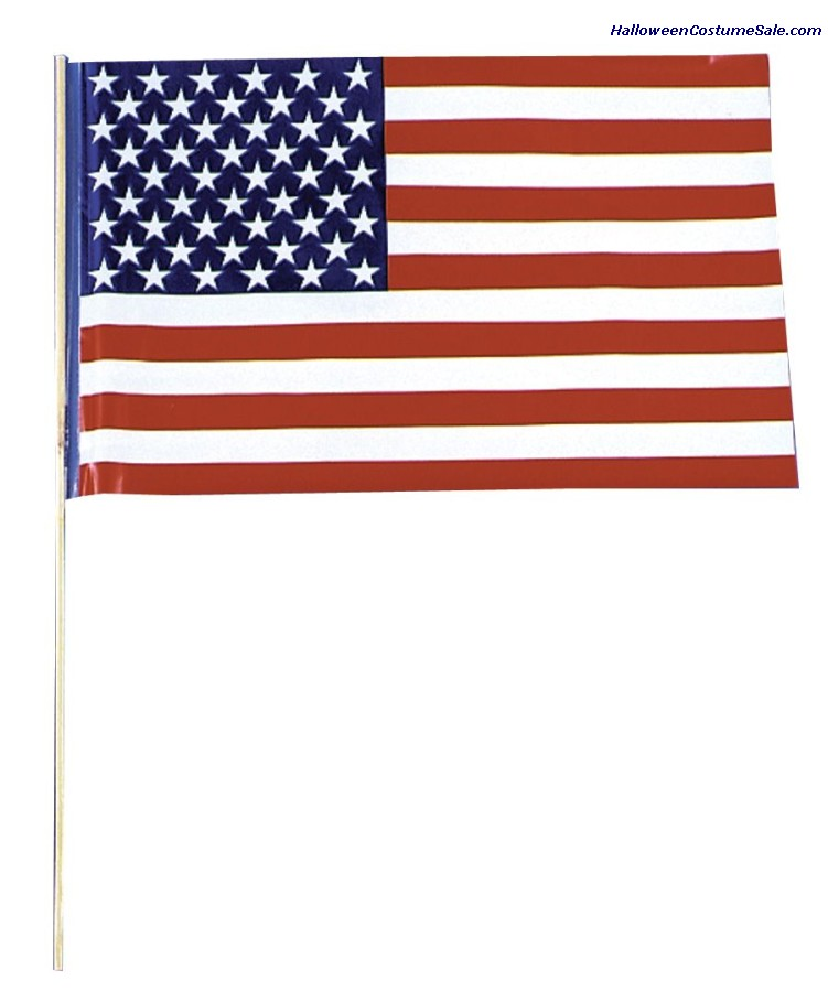 FLAG PLSTC U.S.,1 FLAG=1