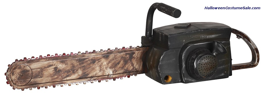 LIGHTED CHAINSAW PROP