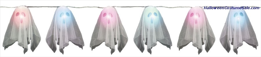 LIGHT UP GHOST STRING PROP