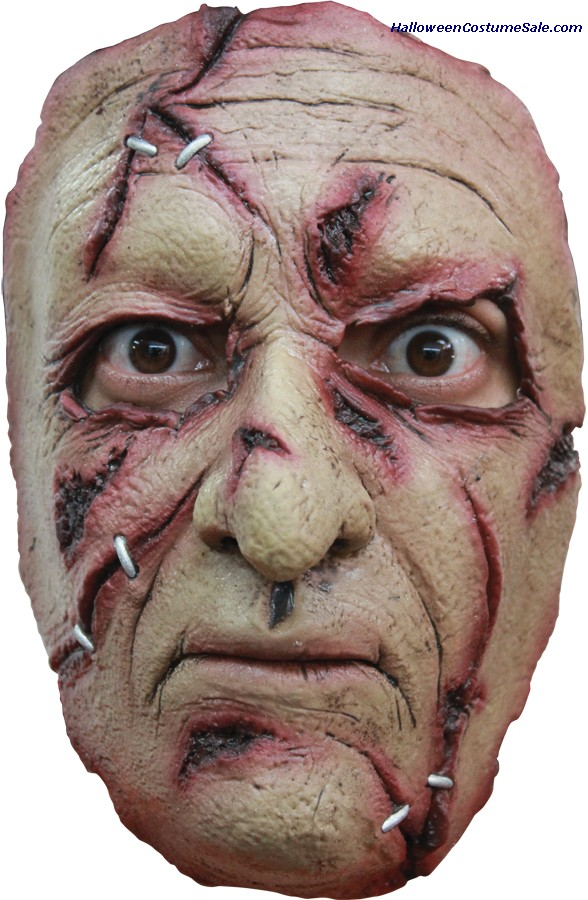 SERIAL KILLER 28 ADULT LATEX FACE MASK