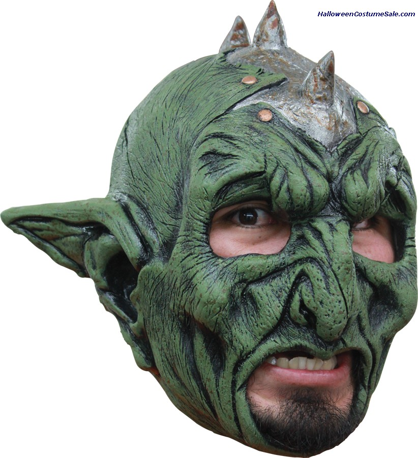 ORC CHINLESS ADULT LATEX MASK