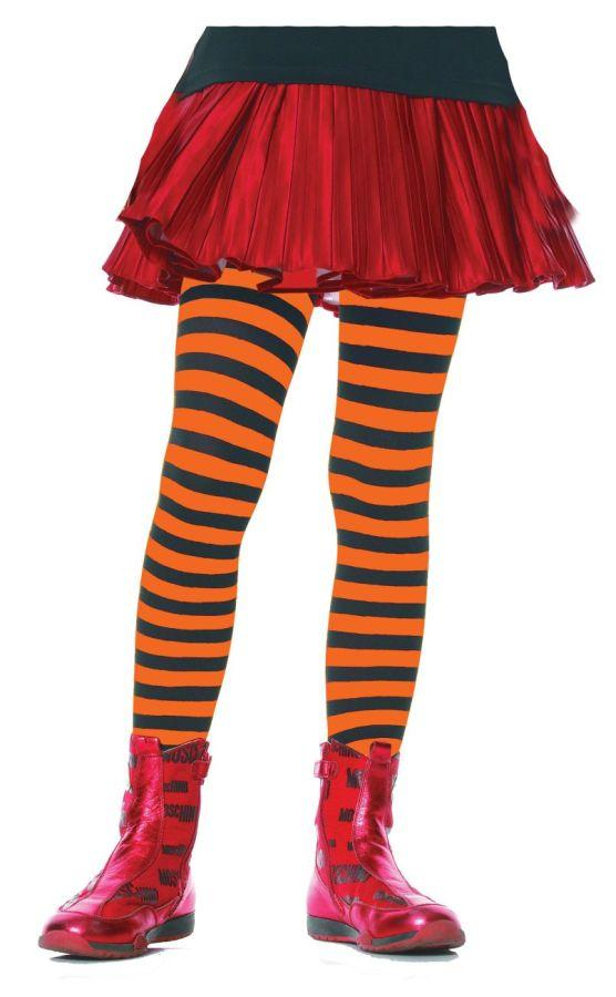 TIGHTS STRIPED CHLD SIZE