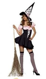 WITCH ADULT COSTUME