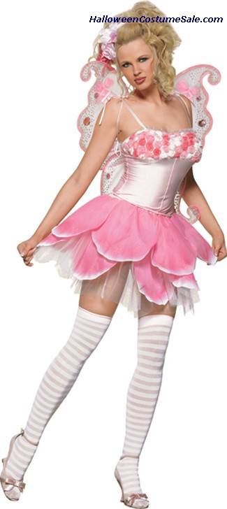 PIXIE ROSE PETAL COSTUME