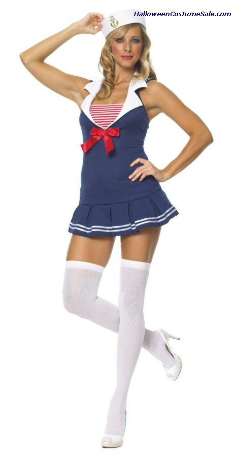 Adult Sailor Cadet Costume