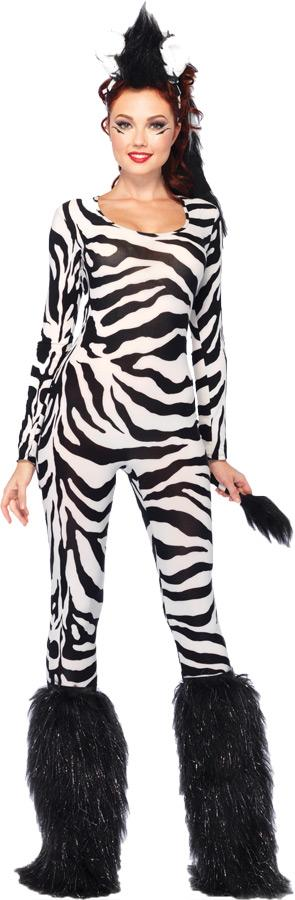ZEBRA ADULT COSTUME