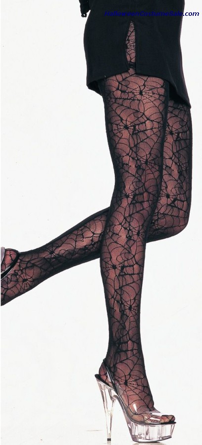 TIGHTS, SPIDER WEB