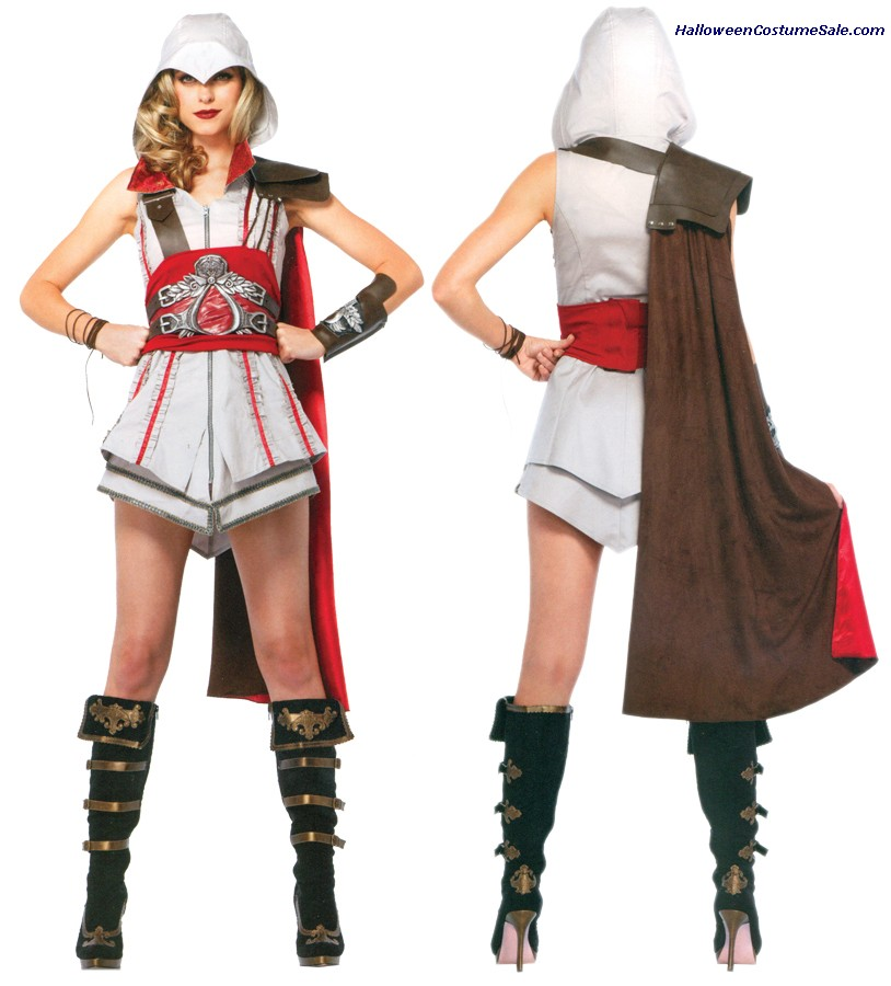 ASSASSINS CREED EZIO ADULT COSTUME