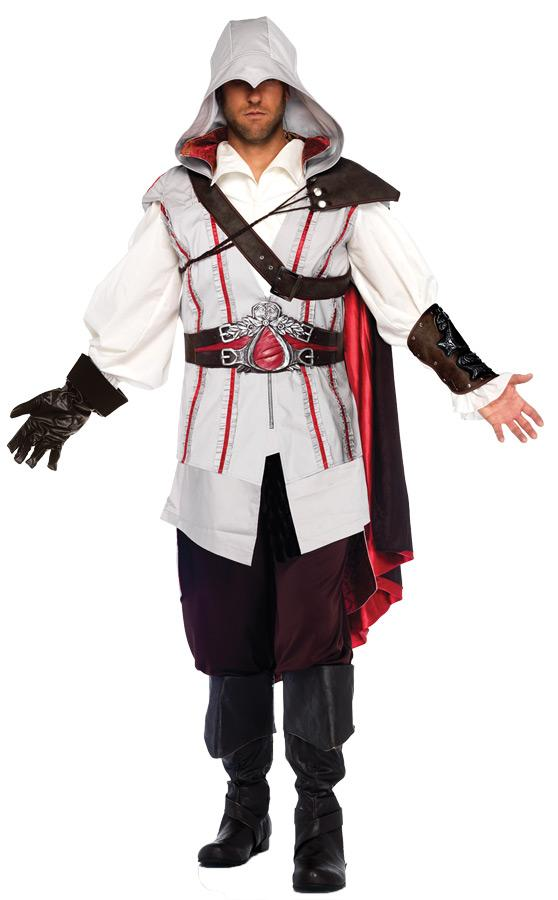 ASSASSINS CREED 2 ADULT COSTUME