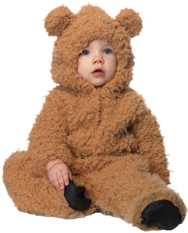ANNE GEDDES BABY BEAR INFANT COSTUME