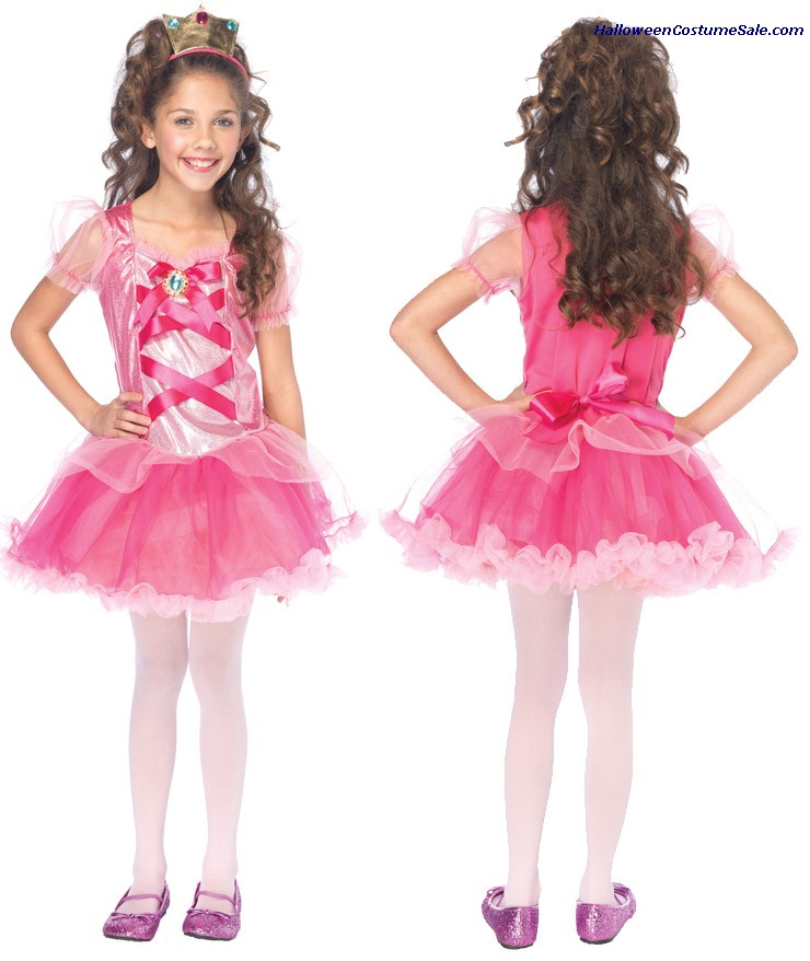 PRETTY PRINCESS CHILD COSTUME