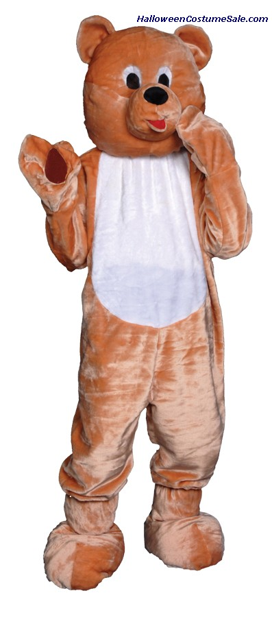 TEDDY BEAR MASCOT CHILD COSTUME