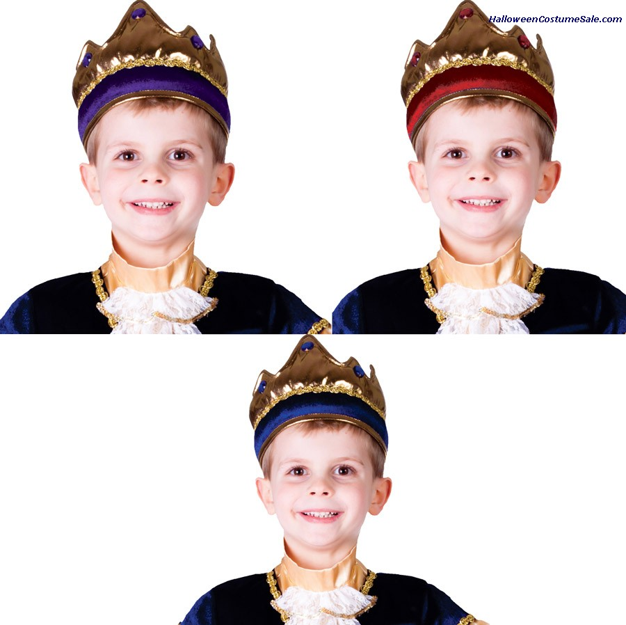 CHILD CROWN