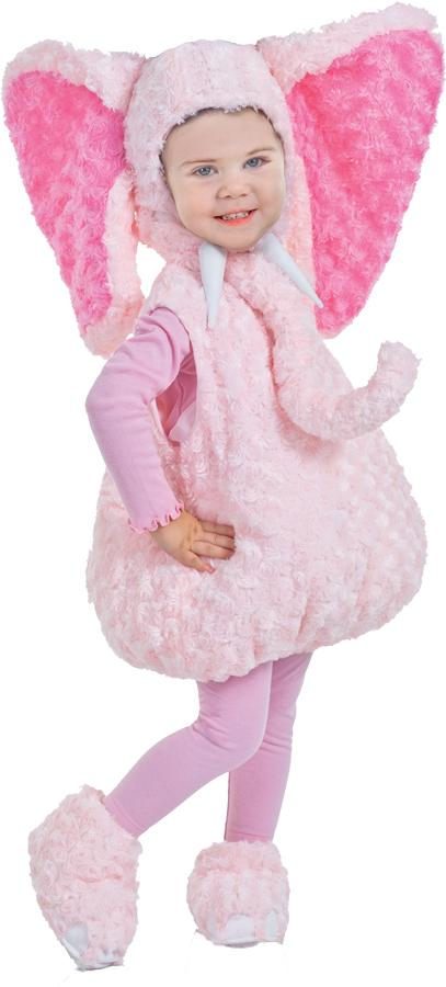 PINK ELEPHANT TODDLER/INFANT COSTUME