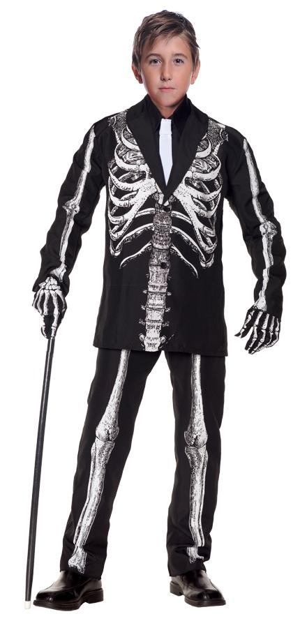 BONE DADDY CHILD COSTUME