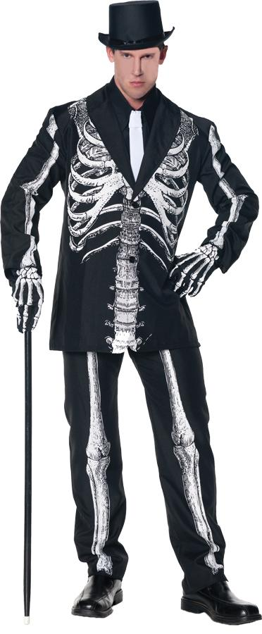 BONE DADDY PLUS SIZE ADULT COSTUME