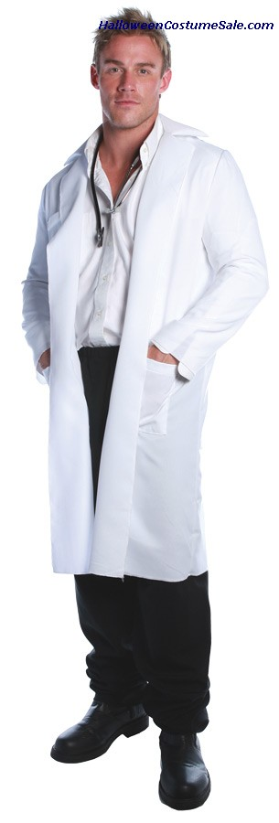 LAB COAT ADULT COSTUME