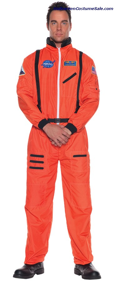 ASTRONAUT MENS PLUS SIZE COSTUME
