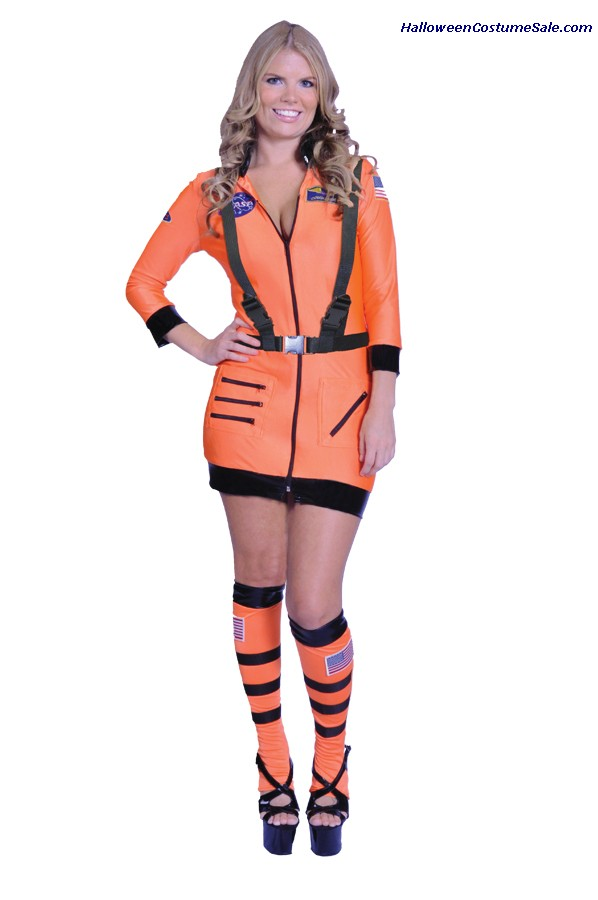 ASTRONAUT SEXY ADULT COSTUME