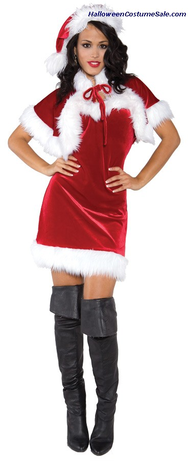 MERRY HOLIDAY ADULT COSTUME