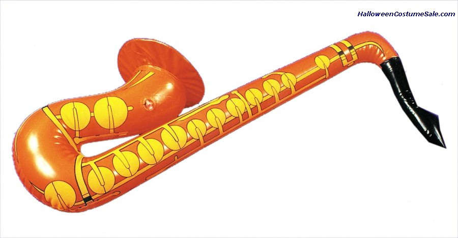 SAXOPHONE, INFLATABLE