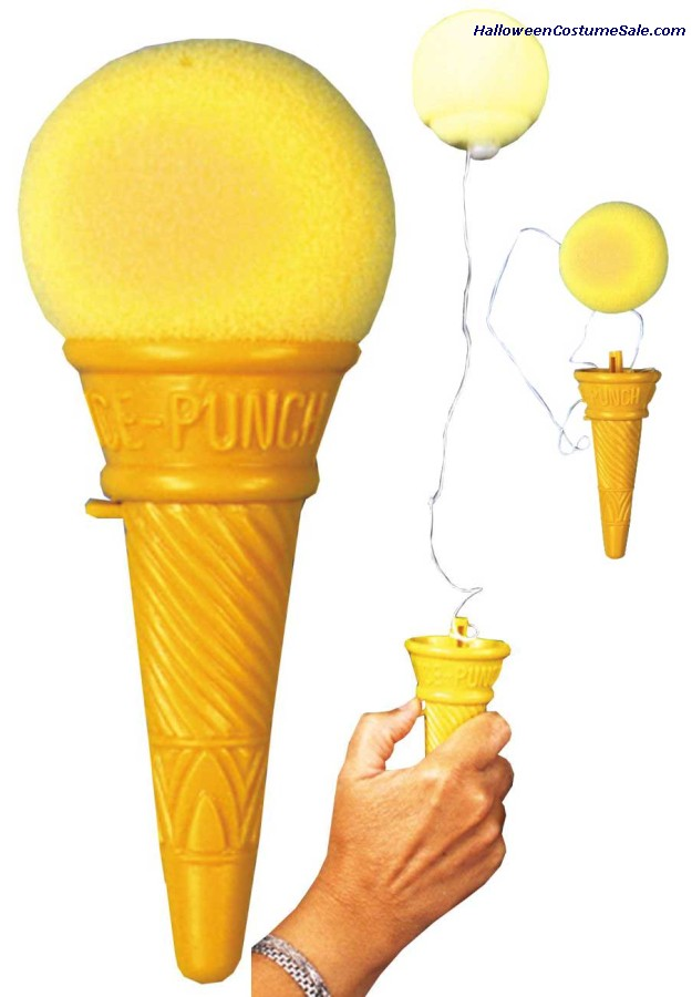 SHOOTING ICE CREAM CONE