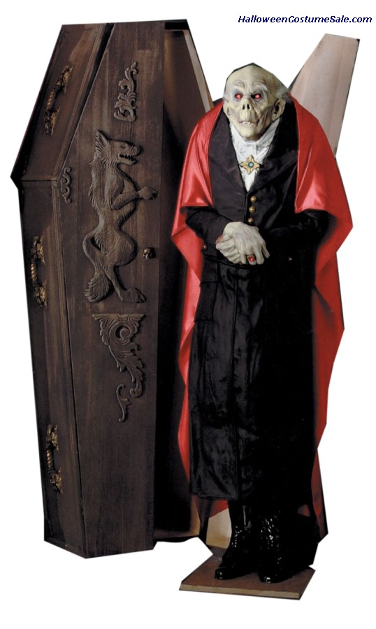 COUNT DRAC COSTUME