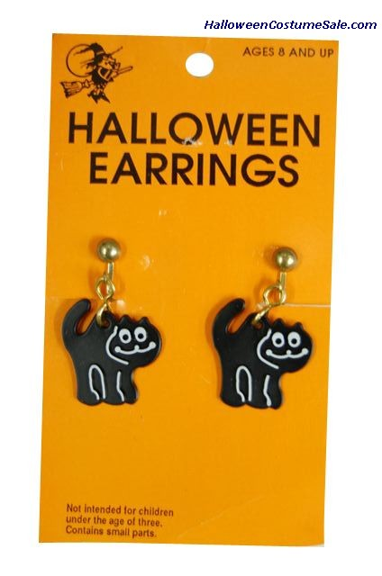 EARRINGS CAT