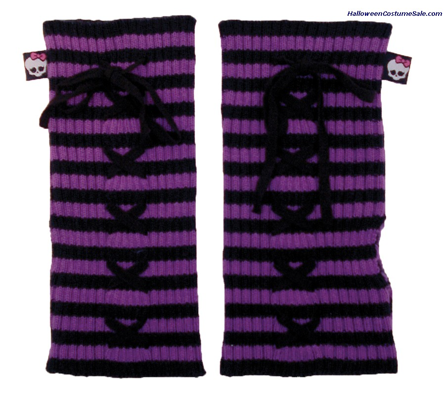 MONSTER HIGH CHILD ARM WARMER