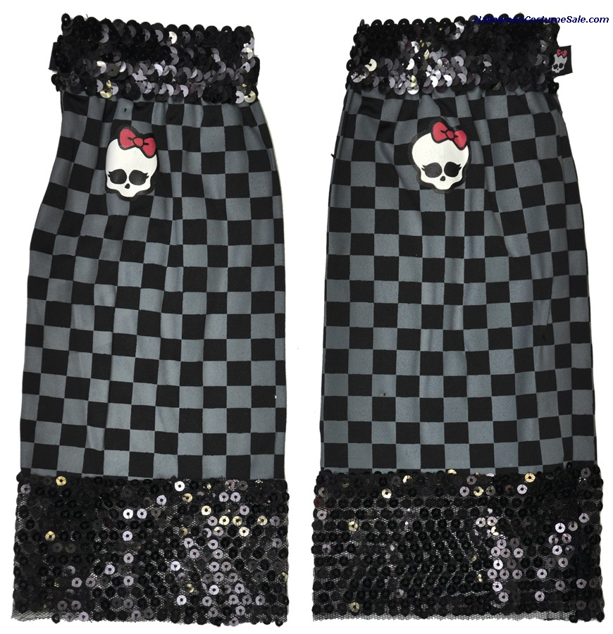 MONSTER HIGH CREEPERIFC CHILD LEG WARMER