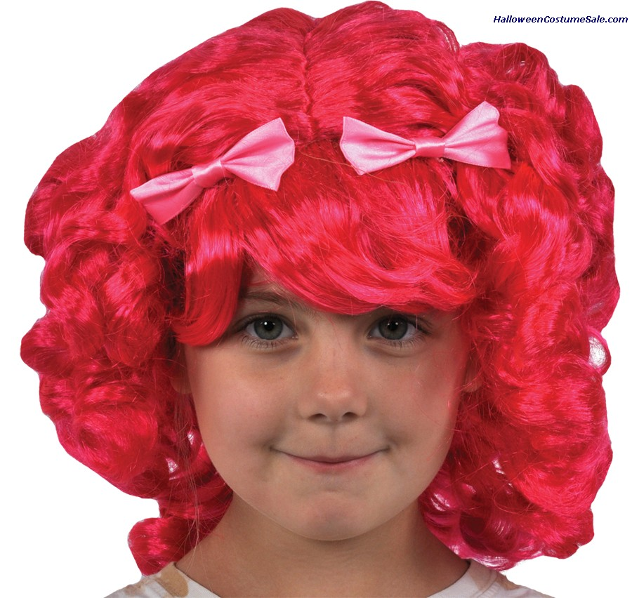 LALALOOPSY TUMBLELINA CHILD WIG