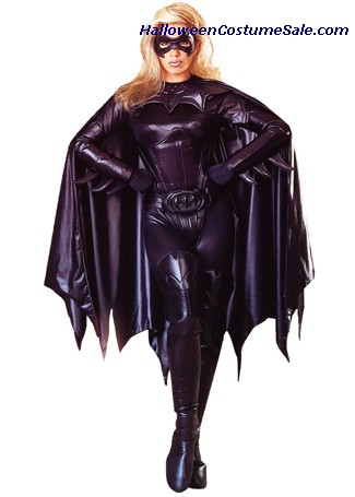 DELUXE BATGIRL ADULT COSTUME - (FROM 1997 MOVIE)