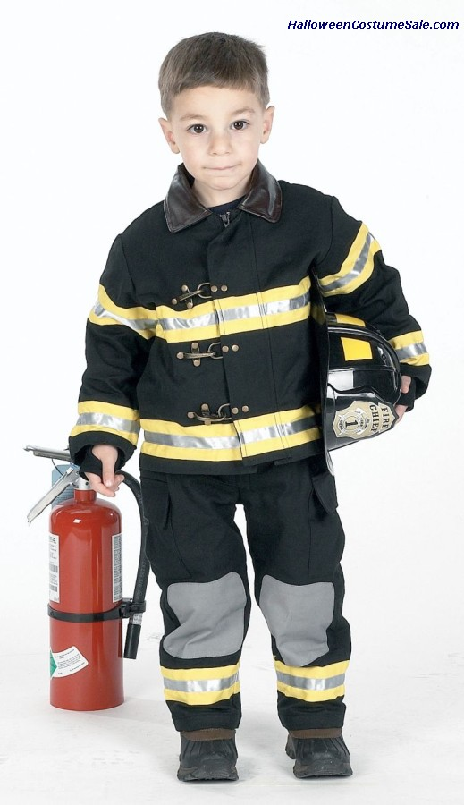 JR. FIRE FIGHTER CHILD COSTUME
