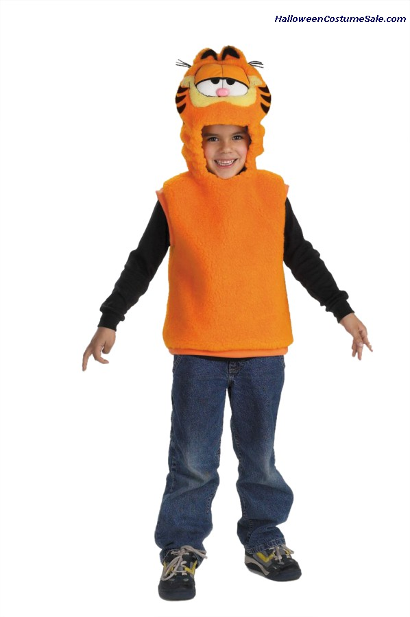 GARFIELD CHILD VEST