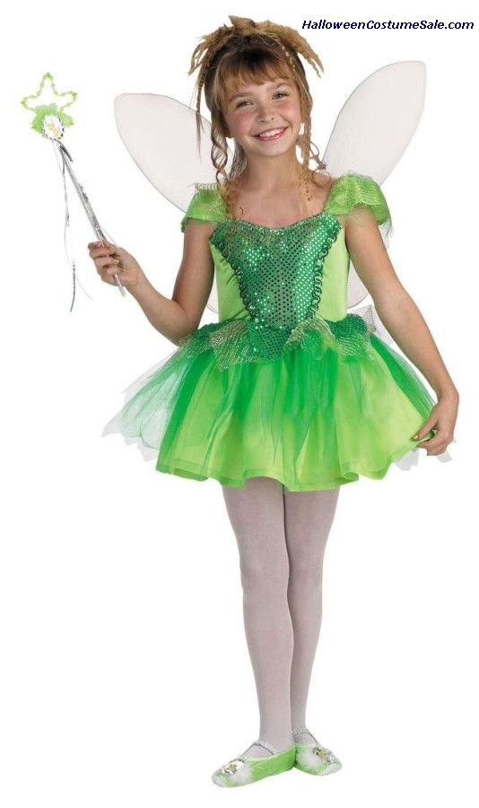 TINKERBELL PRESTIGE CHILD COSTUME