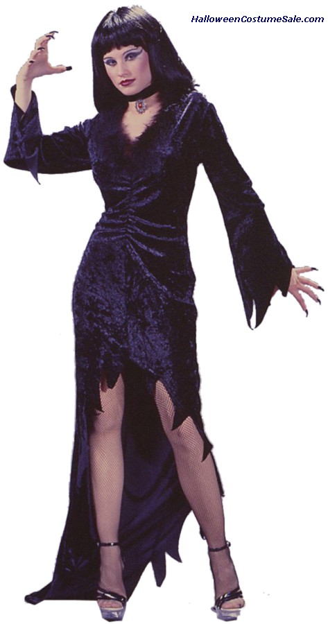 QUEEN OF THE CRYPT ADULT COSTUME
