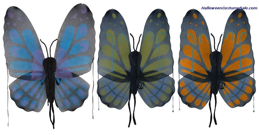 BUTTERFLY WINGS, Adults
