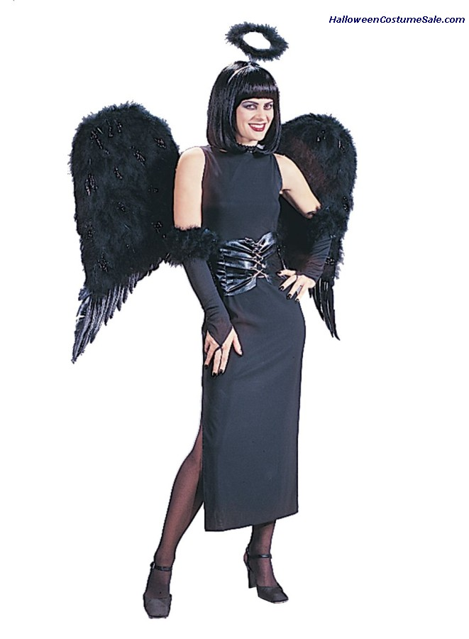 FEATHER ANGEL WINGS ADULT