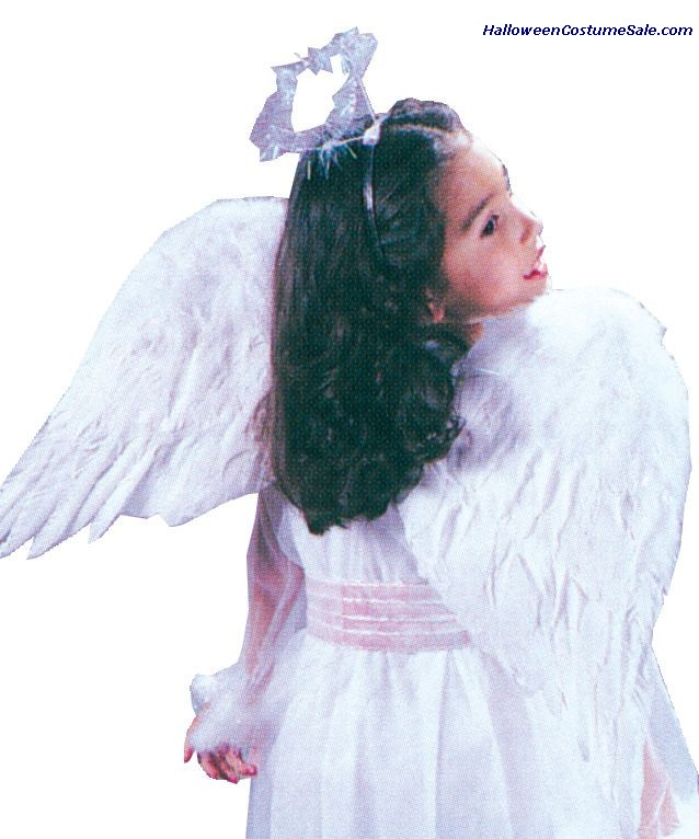 FEATHER ANGEL WINGS - CHILD SIZE