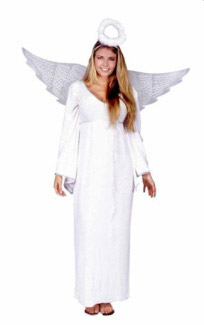 CLASSIC ANGEL ADULT COSTUME