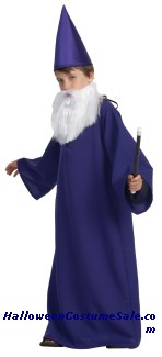 SORCERESS WIZARD CHILD COSTUME