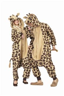 GEORGIE THE GIRAFFE FUNSIE ADULT COSTUME