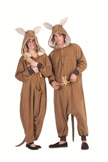 Kittle The Kangaroo Funsies Adult Costume