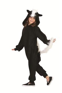 SKUNK FUNSIE CHILD COSTUME