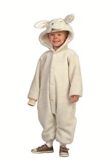 LAMB FUNSIES TODDLER COSTUME